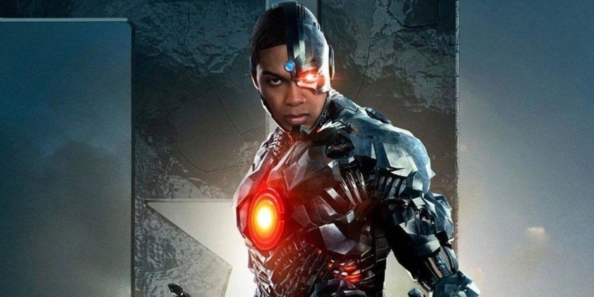 Ray Fisher as Victor Stone/Cyborg for Justice League (2017)