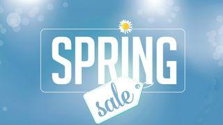 best spring sale 2020