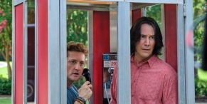 Bill And Ted's Co-Creator Loves When Fans Try And Nitpick The Series' Time Travel