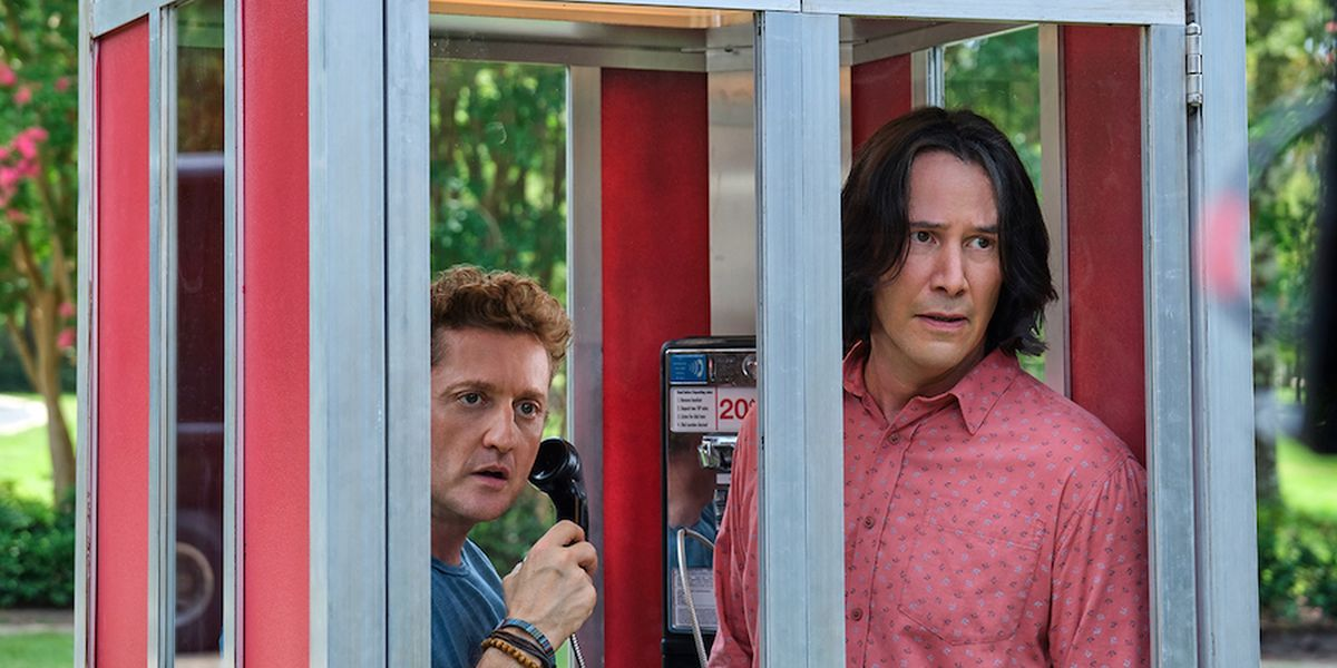 Bill And Ted Face The Music's New Trailer May Have Given Away The Ending And I'm Okay With That