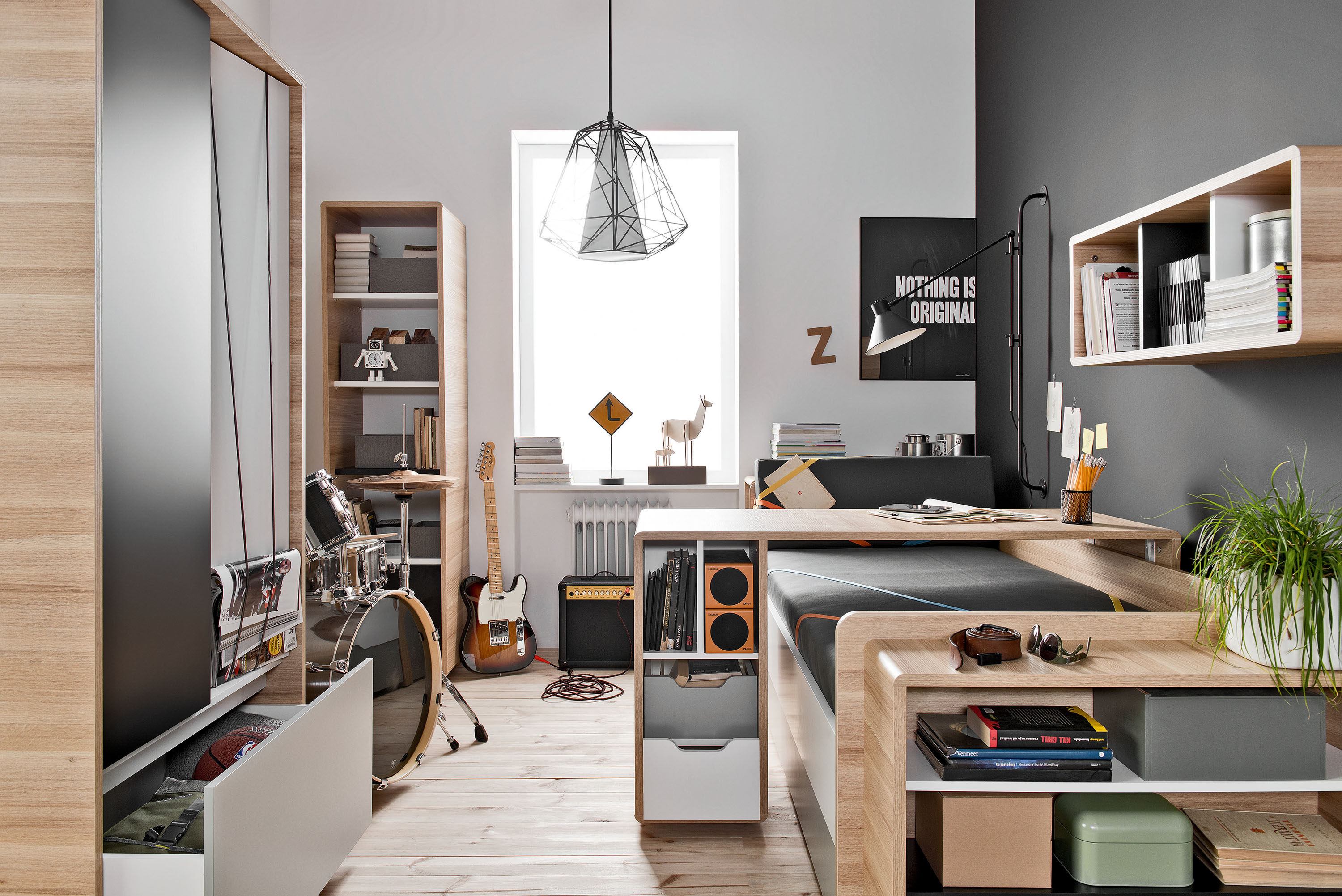 Teen bedroom ideas: 9 stylish ideas that you will both love
