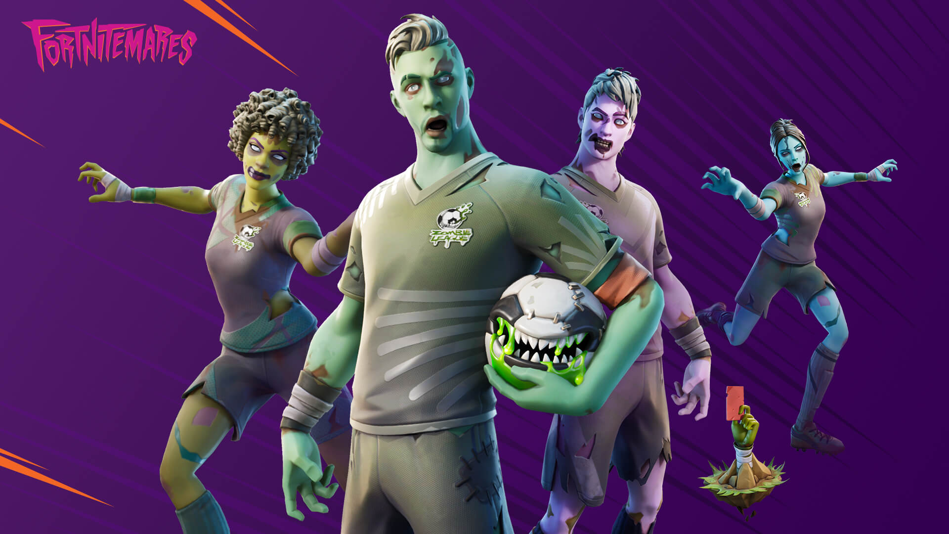 The first Halloween Fortnite leak is here, and it hints that Fortnitemares will return | GamesRadar+