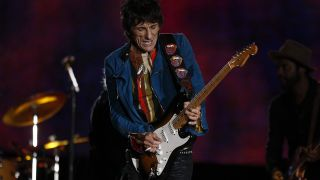 Rolling Stone Ronnie Wood to pay tribute to Chuck Berry with