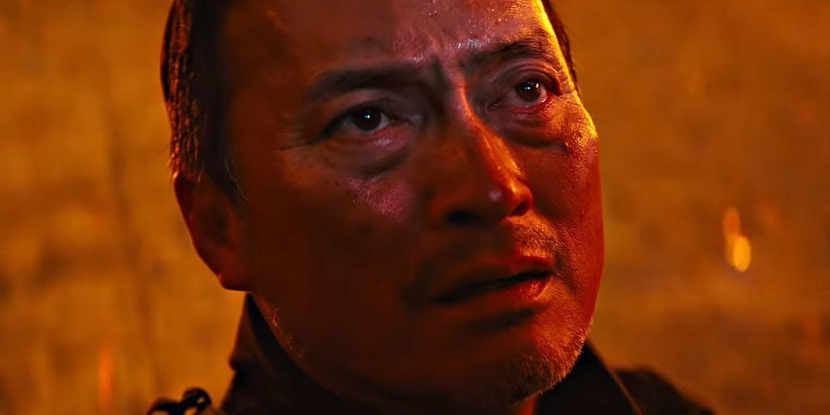 Ken Watanabe as Dr. Ishiro Serizawa in Godzilla: King of the Monsters (2019)