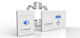 Cambridge Sound Management Offers Healthcare Sound Masking Solution