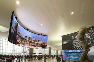 NanoLumens Debuts AIA Course on LED Display Canvases for Airports