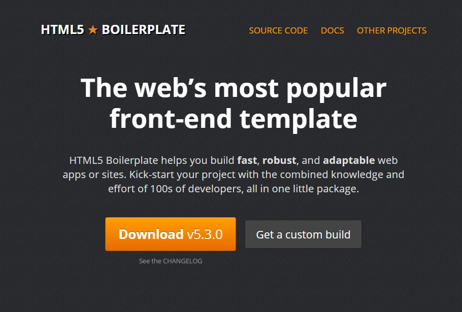 How To Use An Html Boilerplate Creative Bloq