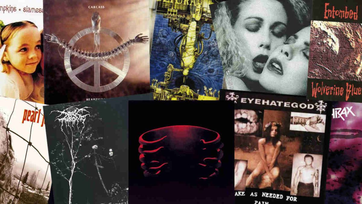 The Top 10 best albums of 1993