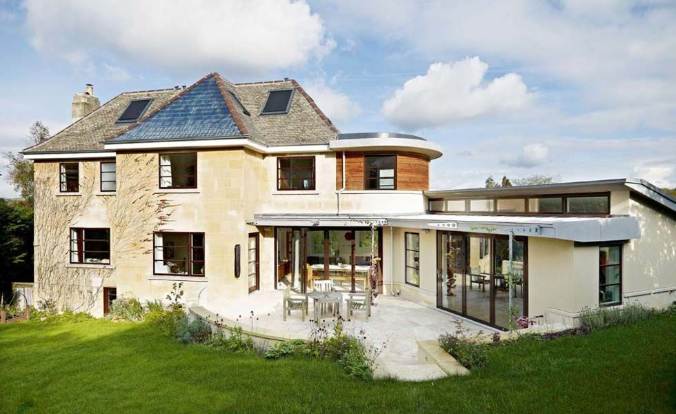 8 Roof Design Ideas For Extensions Homebuilding