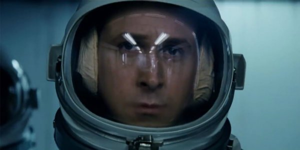 First Man Ryan Gosling as Neil Armstrong