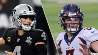 Raiders vs Broncos live stream
