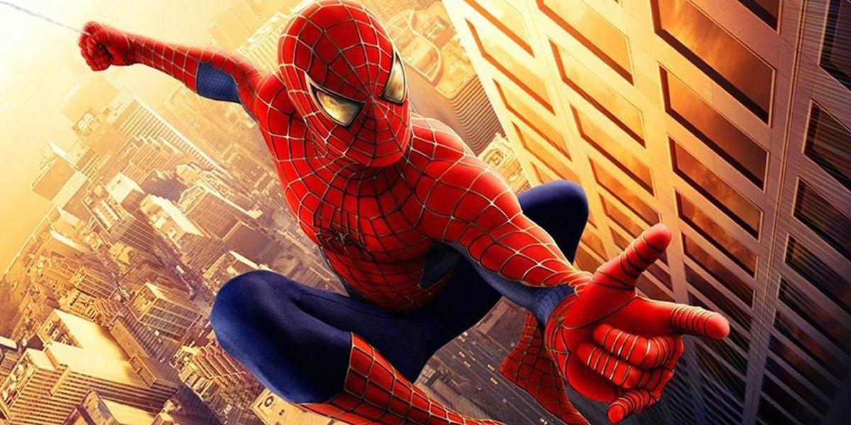 Spider-Man (2002) Poster