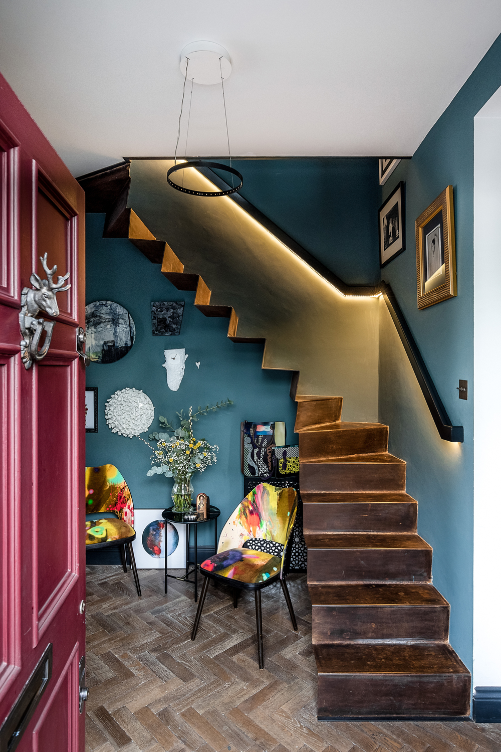 Design Project: A Space-Saving House In Brixton