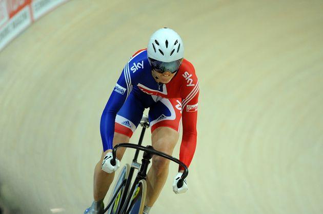 Victoria Pendleton sprint qualification 2009 track world championships Poland 2009