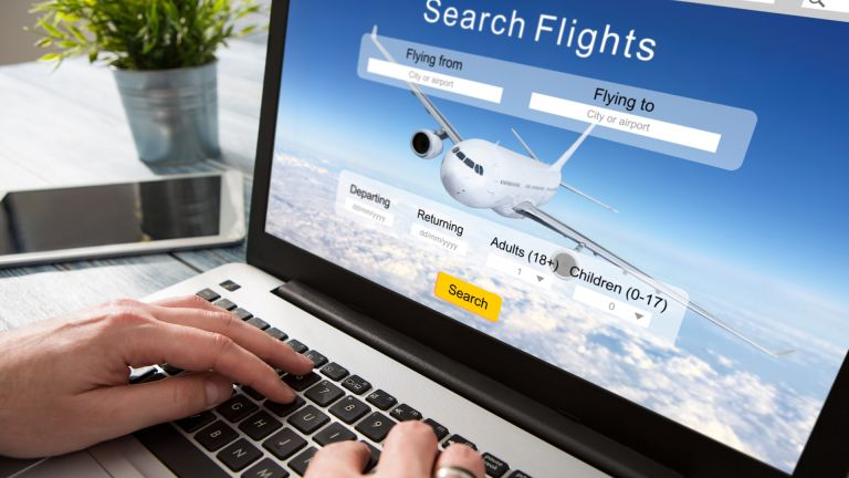 using a vpn for booking flight tickets