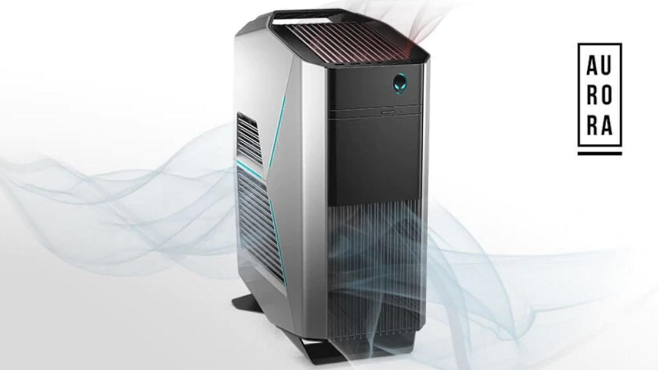 Alienware's Aurora desktop PC is $530 off until Friday | PC Gamer