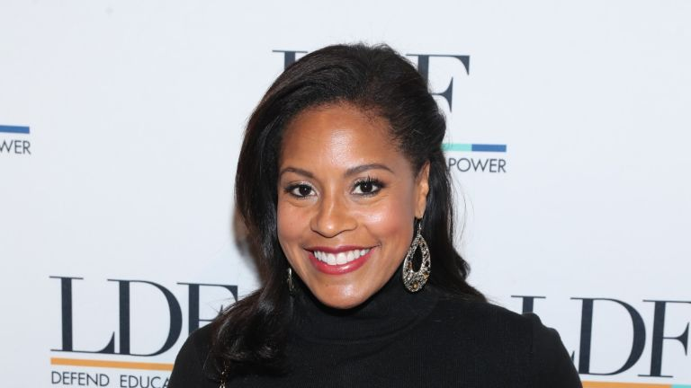 Today co-host, Sheinelle Jones attends the NAACP LDF 33rd National Equal Justice Awards Dinner at Cipriani 42nd Street on November 07, 2019 in New York City