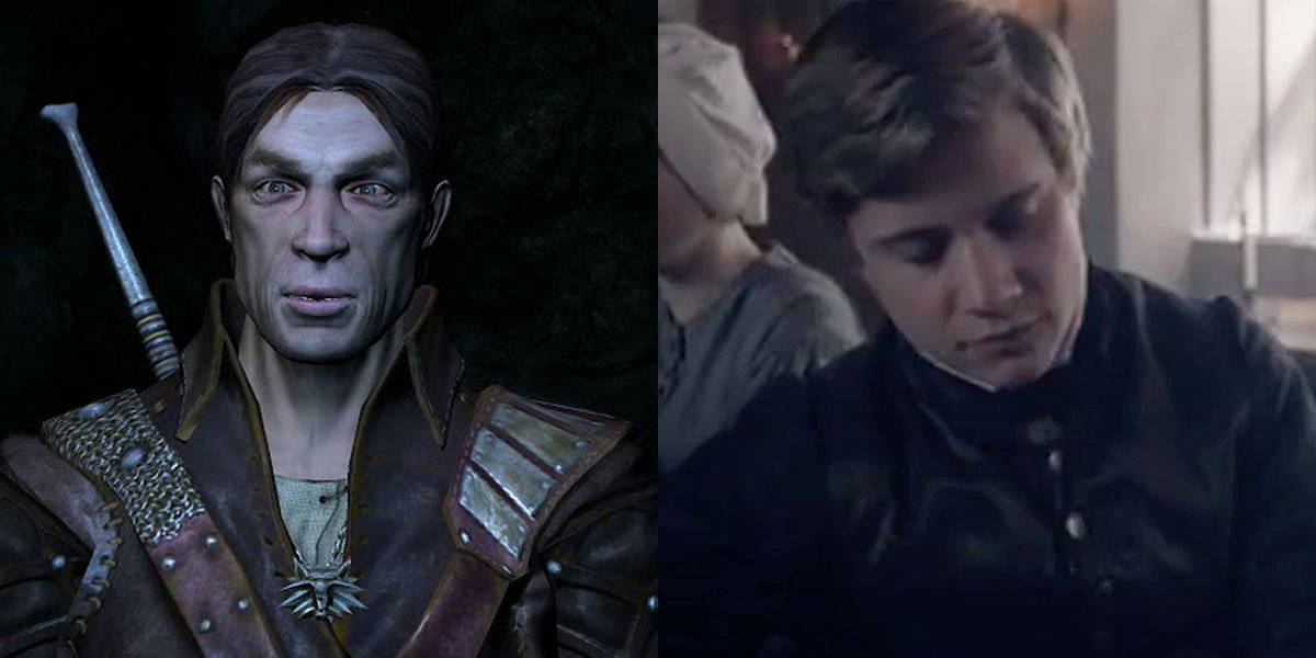 New Eskel actor on The Witcher 2020