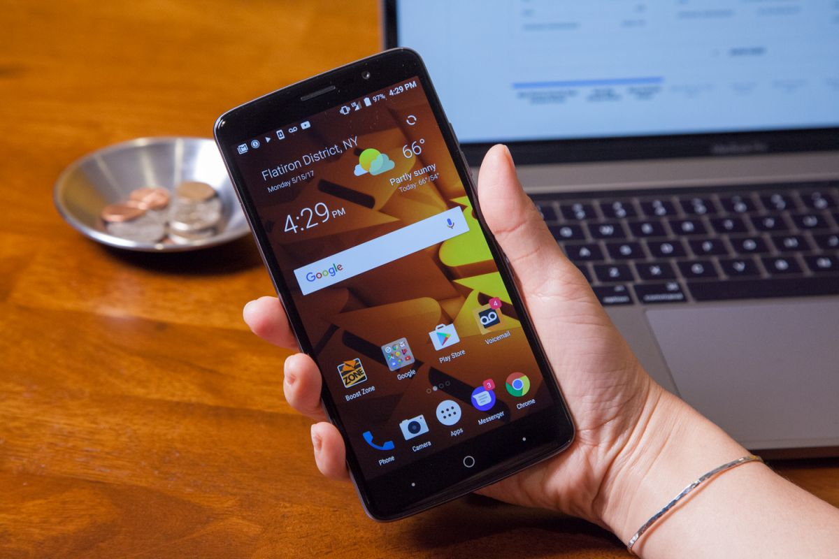 ZTE Max XL Review: A $99 Phone We Really Like   Tom's Guide