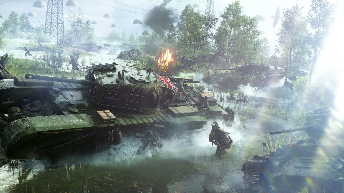 Battlefield 5's changing war zones could make me love the series again