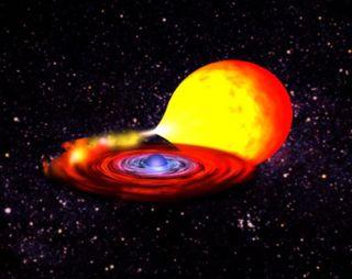 NASA Predicts Huge Cosmic Explosions