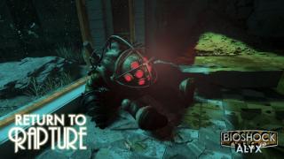 Return to Rapture mod