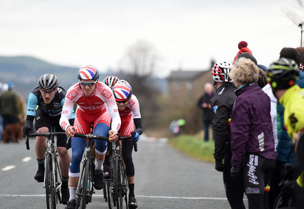 British road race season picks up momentum with eventful Clayton Velo Spring Classic - Cycling Weekly