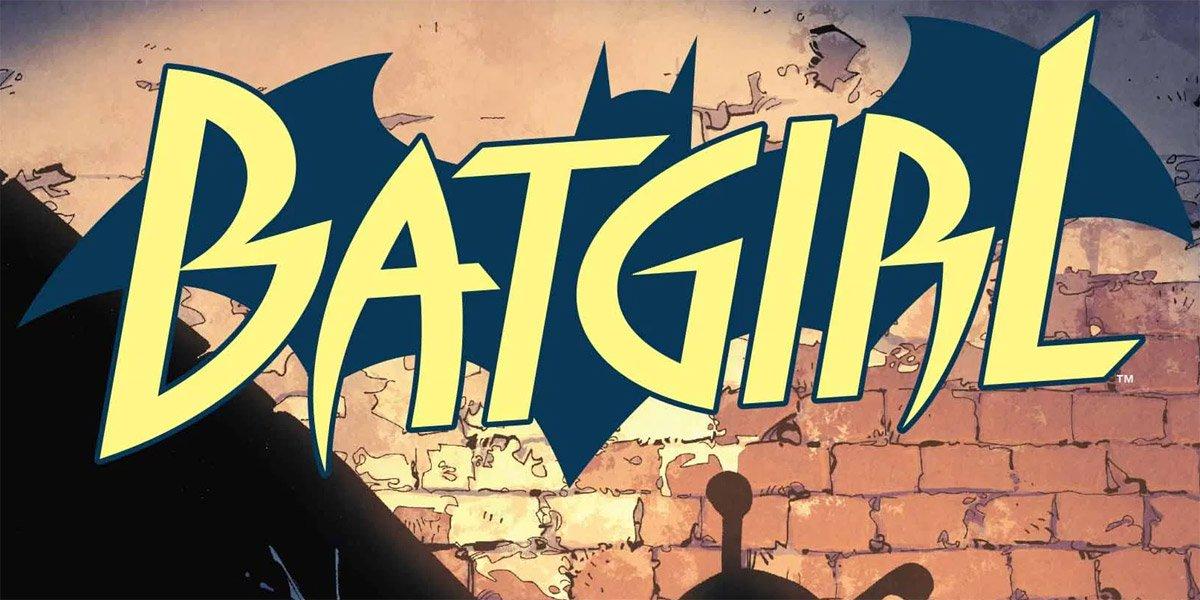Batgirl logo DC Comics