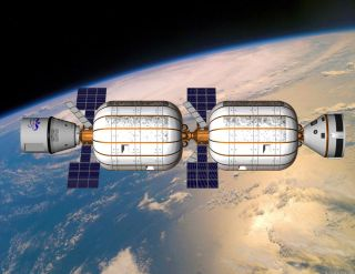 Bigelow Aerospace Private Space Station