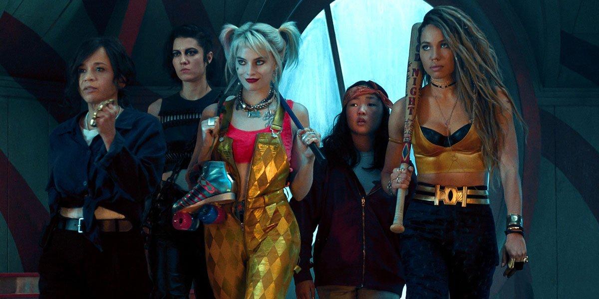 Birds of prey full cast includes Margot Robbie, Jurnee Smollett and Mary Elizabeth Winstead