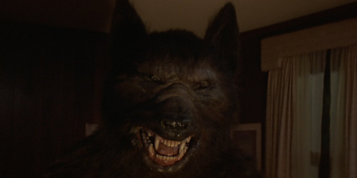 Silver Bullet werewolf