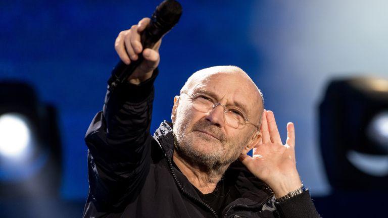 Phil Collins health update