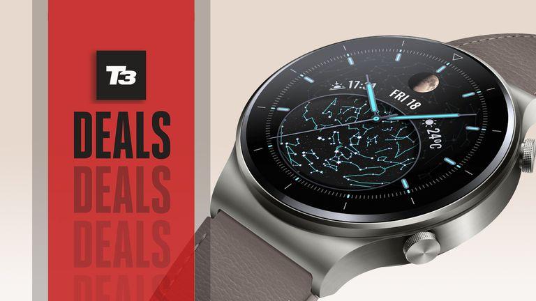 Huawei smartwatch deal