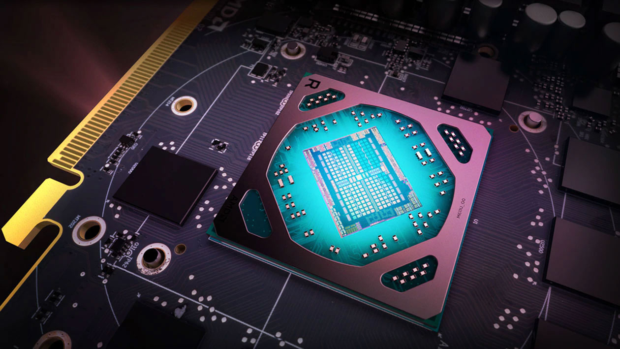 Super Amd Might Unveil A New Gpu With Ray Tracing Support At Ces Short Links Chair Design For Home Short Linksinfo