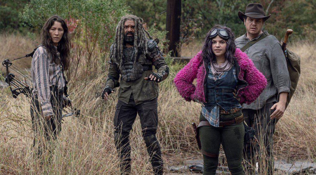 Walking Dead Staffel 10 Besetzung