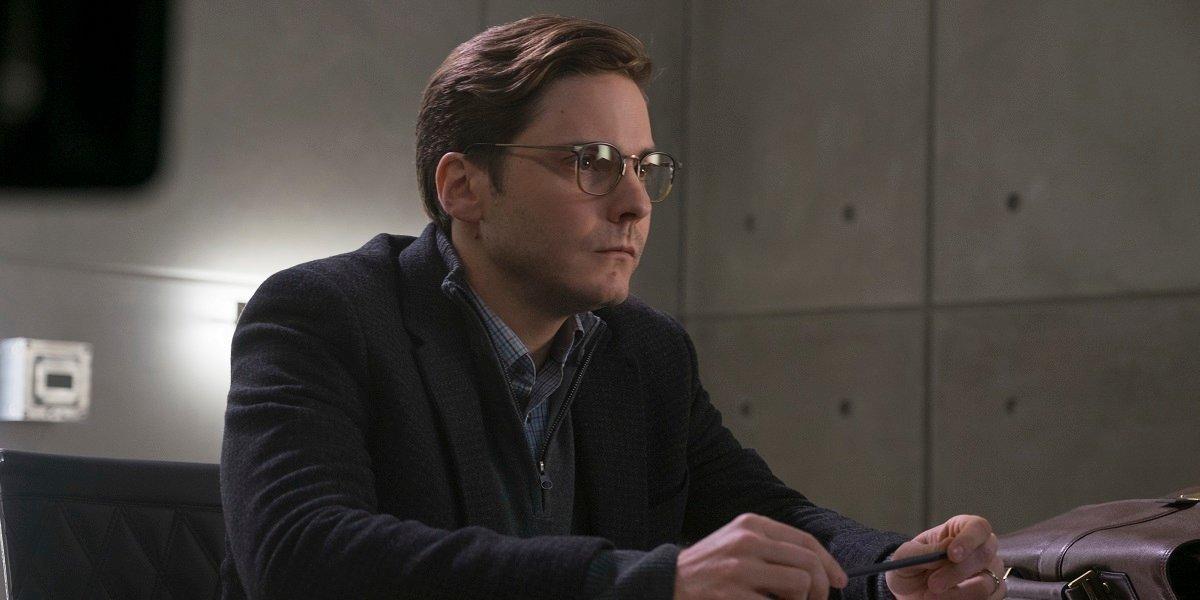 Daniel Brühl in Captain America: Civil War