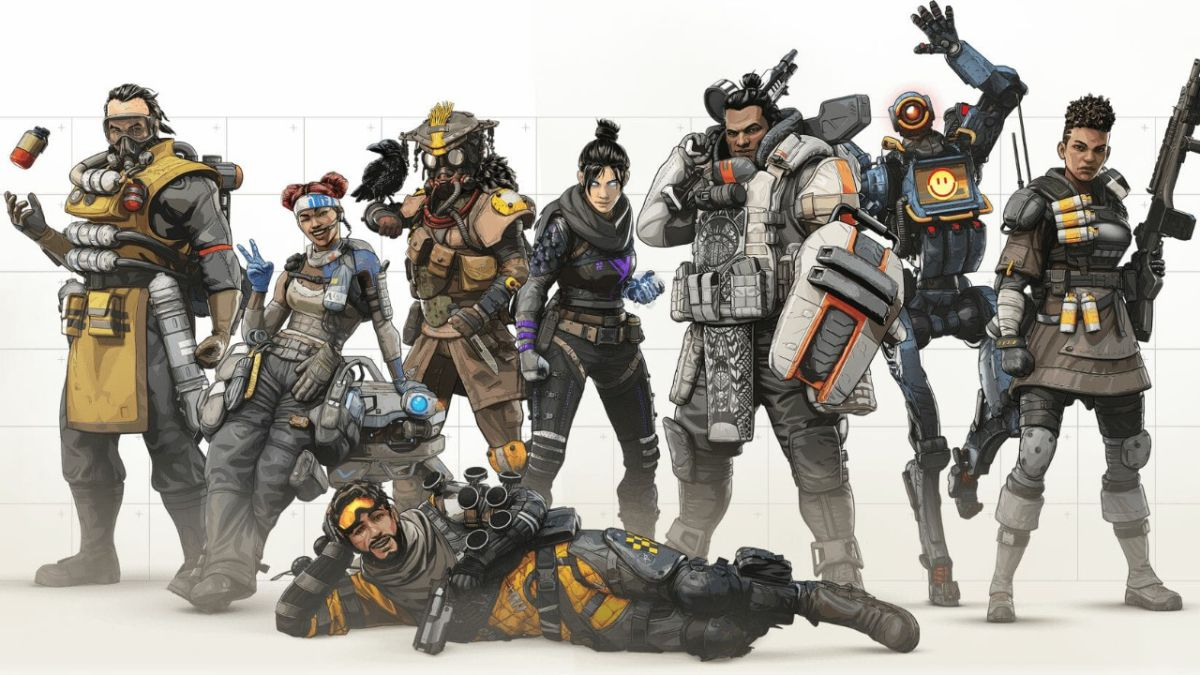Apex Legends' Peacekeeper shotgun isn't as broken as it was