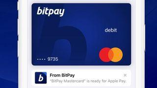 BitPay Apple Pay