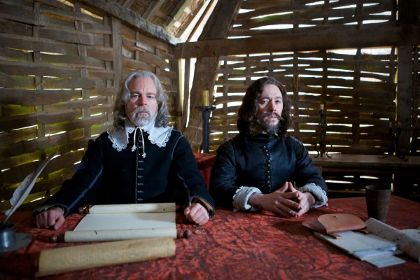 Reece Shearsmith and Steve Pemberton in Inside No 9 (BBC)