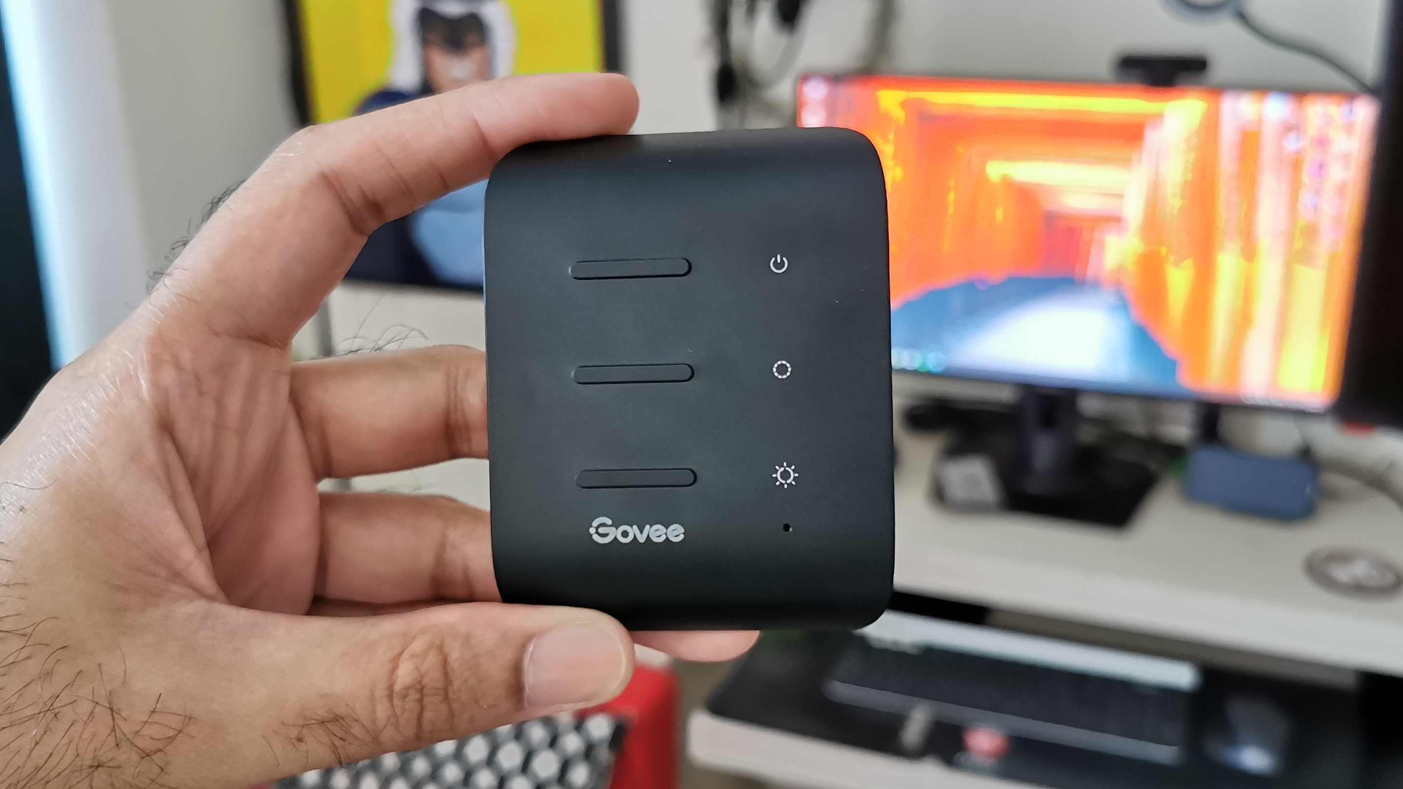 Govee Flow Pro Wi-Fi TV Light Bars