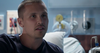 Logan Bennett in Home and Away