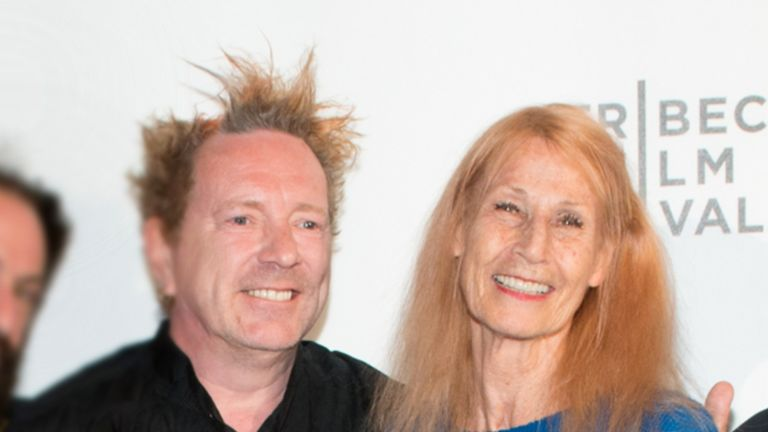 John Lydon reveals wife Nora's dementia 'came on really strong' in emotional update