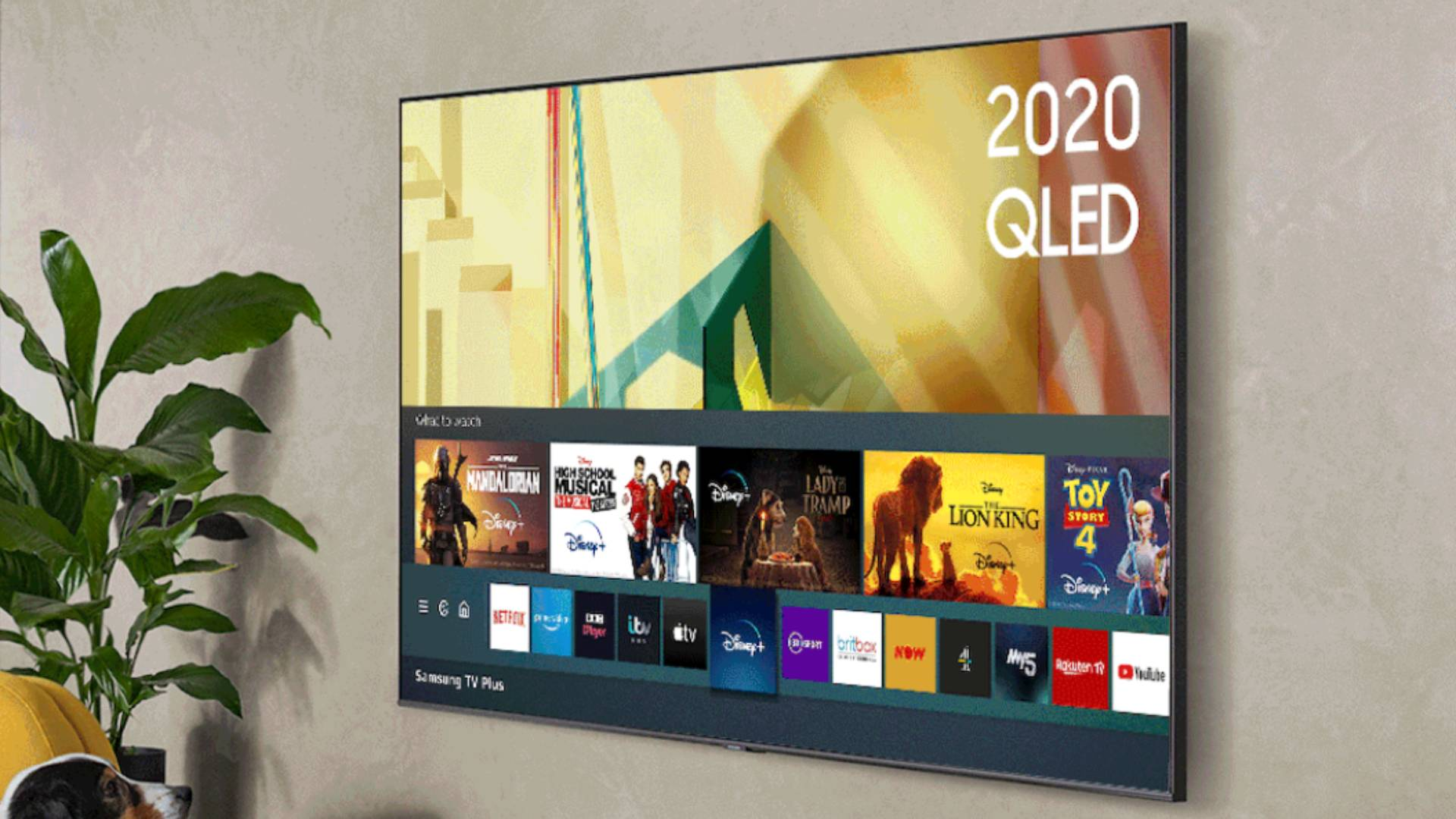 Samsung TV Plus: the free TV streaming service explained | TechRadar