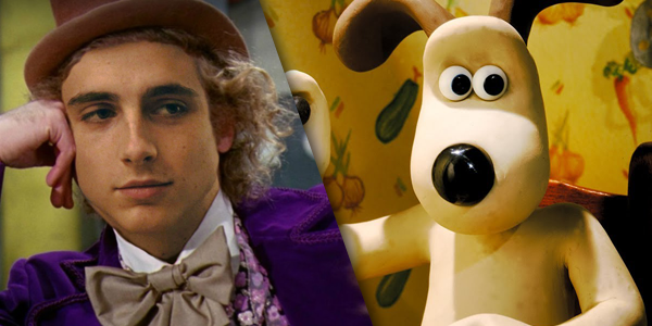 Movie Dogs, A Willy Wonka Prequel And More