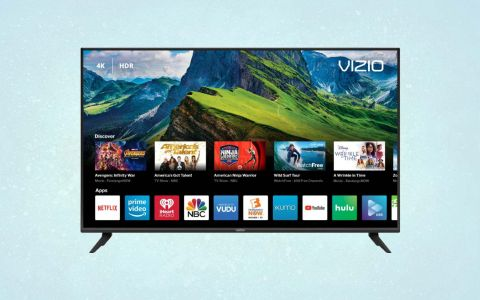 Vizio V-Series 50-inch 4K HDR Smart TV (V505-G9) - Full