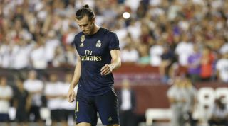 Gareth Bale Real Madrid Liverpool