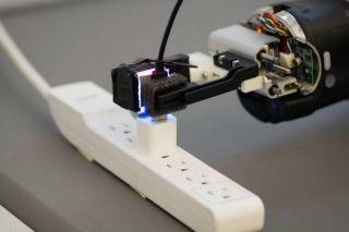 The GelSight sensor.