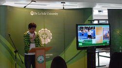 CAYIN Digital Signage in Philippines University