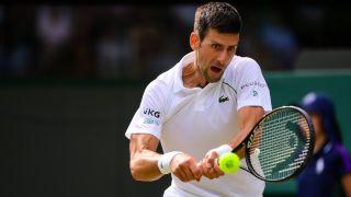 Novak Djokovic vs Cristian Garin live stream