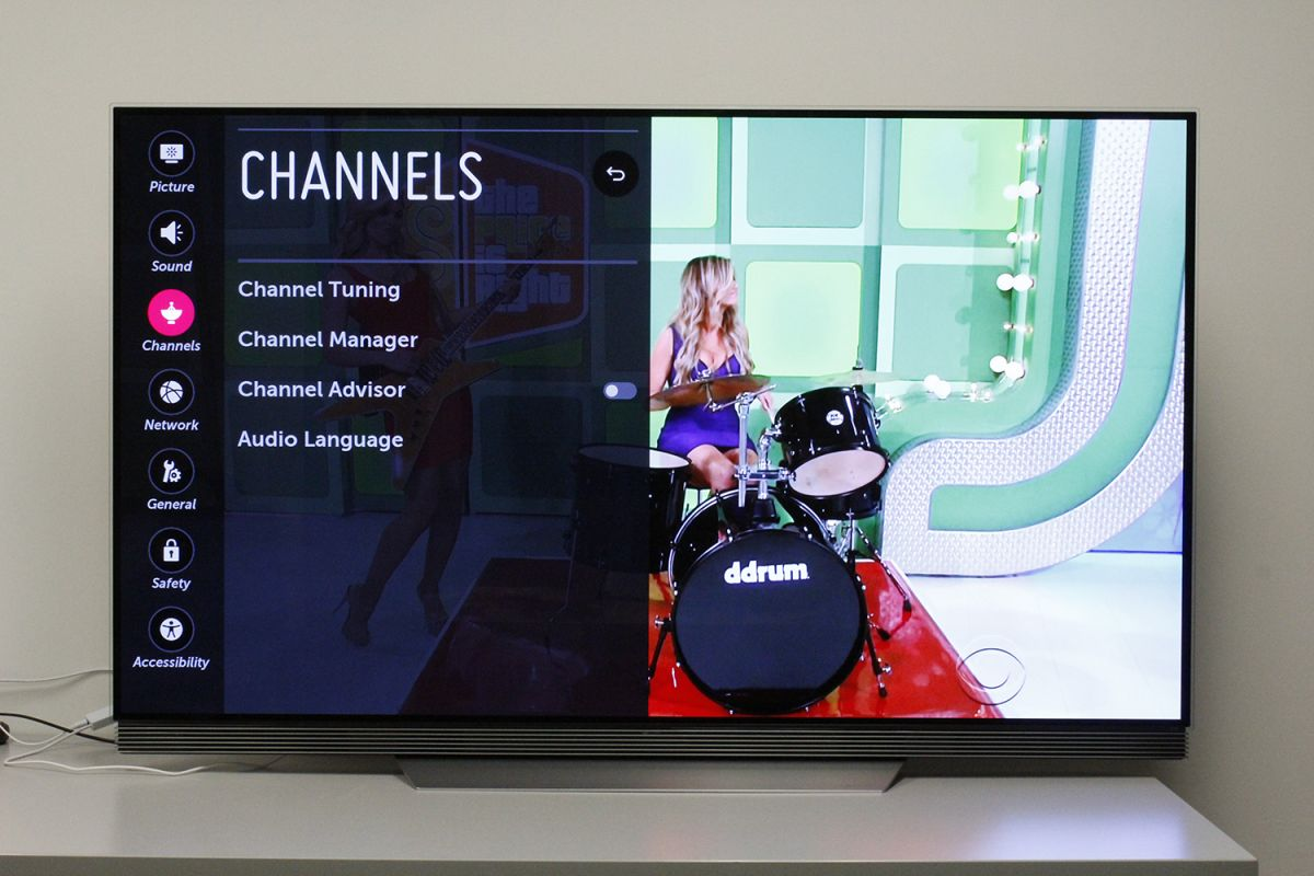 Lg Tv Channel Manager
